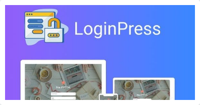 LoginPress: Login Widget