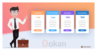 weDevs: Dokan Pro (Business Edition)