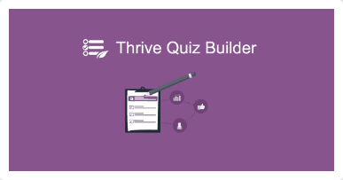 Thrive: Quiz Builder