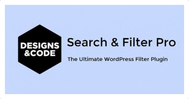 Search & Filter Pro – The Ultimate WordPress Filter Plugin
