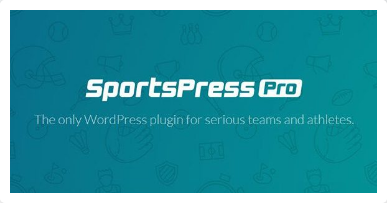SportPress Pro – The only WordPress plugin for serious teams and athletes.